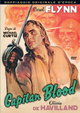 Cover Dvd DVD Capitan Blood