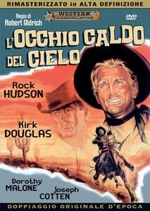 L' occhio caldo del cielo (DVD) di Robert Aldrich - DVD