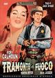 Cover Dvd Tramonto di fuoco