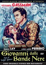 Film Giovanni dalle Bande Nere (DVD) Sergio Grieco