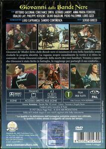 Giovanni dalle Bande Nere (DVD) di Sergio Grieco - DVD - 2