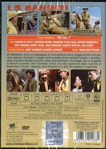 I tre banditi (DVD) di Budd Boetticher - DVD - 2