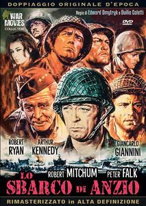 Lo sbarco di Anzio (DVD) di Edward Dmytrick,Duilio Coletti - DVD