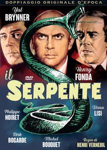 Il serpente (DVD) di Henry Verneuil - DVD