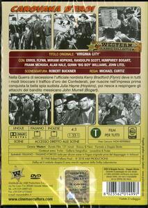 Carovana d'eroi (DVD) di Michael Curtiz - DVD - 2