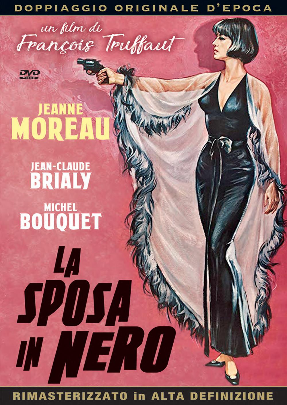 Cover Dvd DVD La sposa in nero