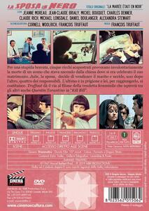 La sposa in nero di François Truffaut - DVD - 2