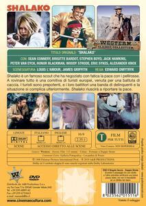Shalakò di Edward Dmytryk - DVD - 2