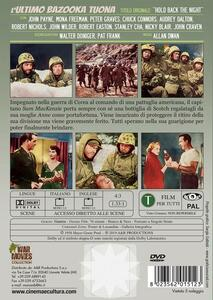 L' ultimo bazooka tuona di Allan Dwan - DVD - 2