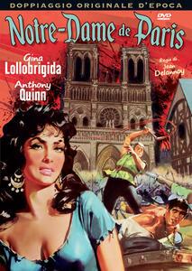 Notre Dame de Paris (DVD) di Jean Delannoy - DVD