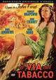 Cover Dvd DVD La via del tabacco