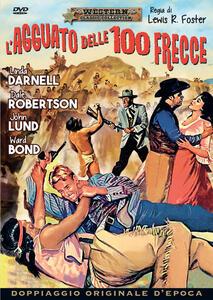 Film L' agguato delle cento frecce (DVD) Lewis R. Foster