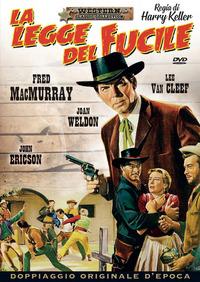 Cover Dvd La legge del fucile (DVD)