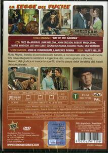 La legge del fucile (DVD) di Harry Keller - DVD - 2