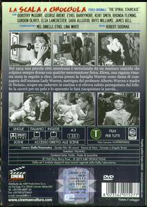 La scala a chiocciola (DVD) di Robert Siodmak - DVD - 2