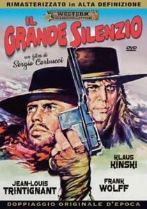 Il grande silenzio (DVD) di Sergio Corbucci - DVD