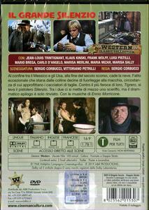 Il grande silenzio (DVD) di Sergio Corbucci - DVD - 2