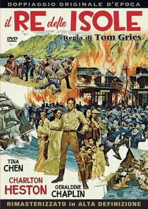 Il re delle isole (DVD) di Tom Gries - DVD