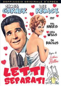 Letti separati (DVD) di Arthur Hiller - DVD
