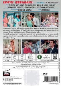 Letti separati (DVD) di Arthur Hiller - DVD - 2