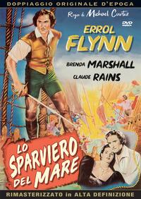 Cover Dvd Lo sparviero del mare (DVD)
