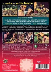 La carica delle 1000 frecce (DVD) di Waggner George - DVD - 2