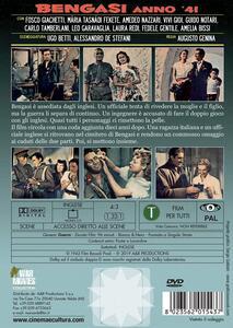 Bengasi anno 41 (DVD) di Augusto Genina - DVD - 2