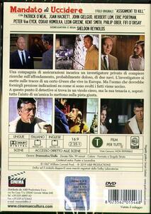 Mandato di uccidere (DVD) di Sheldon Reynolds - DVD - 2