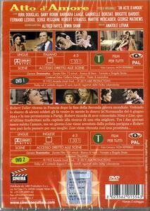 Atto d'amore (2 DVD) di Anatole Litvak - DVD - 2