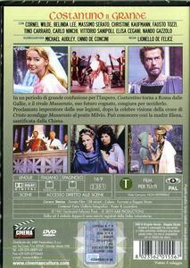 Costantino il grande (DVD) di Lionello De Felice - DVD - 2