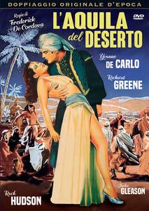 L' aquila del deserto (DVD) di Frederick De Cordova - DVD