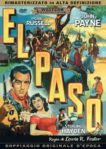 El Paso (DVD) di Lewis R. Foster - DVD