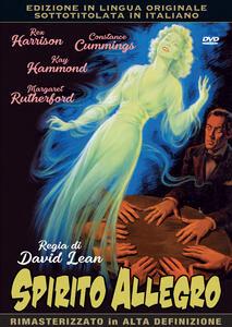 Spirito allegro (DVD) di David Lean - DVD