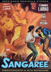 Sangaree (DVD) di Edward Ludwig - DVD