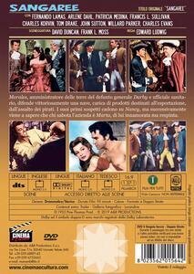 Sangaree (DVD) di Edward Ludwig - DVD - 2