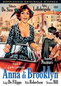 Anna di Brooklyn (DVD) di Carlo Lastricati - DVD