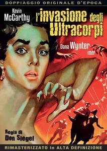 L' invasione degli ultracorpi (DVD) di Don Siegel - DVD