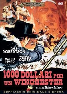 1000 dollari per un Winchester (DVD) di Sidney Salkow - DVD