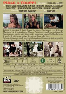 Piace a troppi (DVD) di Roger Vadim - DVD - 2