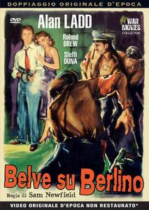 Belve su Berlino (DVD) di Sam Newfield - DVD
