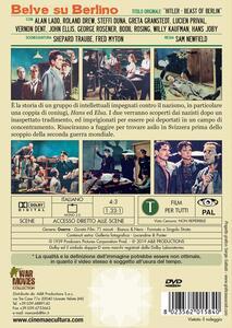 Belve su Berlino (DVD) di Sam Newfield - DVD - 2