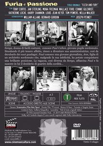 Furia e passione (DVD) di Joseph Pevney - DVD - 2