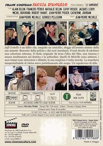 Frank Costello. Faccia d'angelo (DVD) di Jean-Pierre Melville - DVD - 2