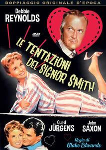 La tentazione del signor Smith (DVD) di Blake Edwards - DVD