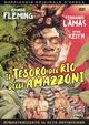 Cover Dvd Il tesoro del Rio delle Amazzoni