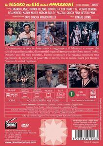 Il tesoro del Rio delle Amazzoni (DVD) di Edward Ludwig - DVD - 2