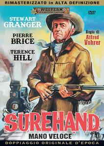Film Surehand. Mano veloce (DVD) Alfred Vohrer