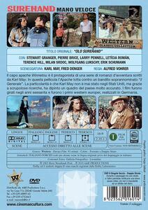 Surehand. Mano veloce (DVD) di Alfred Vohrer - DVD - 2