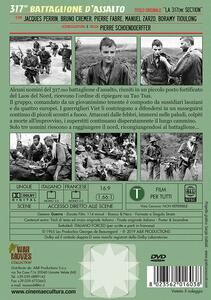 317 battaglione d'assalto (DVD) di Pierre Schoendoeffer - DVD - 2