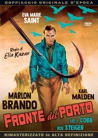 Cover Dvd Fronte del porto (DVD)